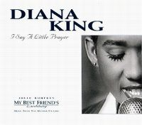 Cover Diana King - I Say A Little Prayer