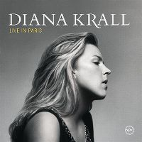 Cover Diana Krall - Live In Paris