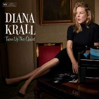 Cover Diana Krall - Turn Up The Quiet