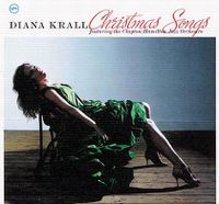 Cover Diana Krall feat. The Clayton/Hamilton Jazz Orchestra - Christmas Songs