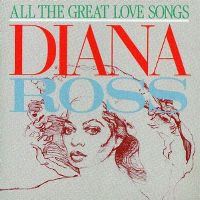 Cover Diana Ross - All The Great Love Songs