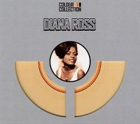 Cover Diana Ross - Colour Collection