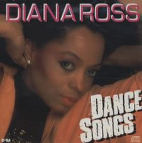 Cover Diana Ross - Dance Songs