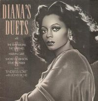 Cover Diana Ross - Diana's Duets