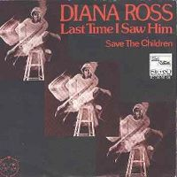 Cover Diana Ross - Last Time I Saw Him