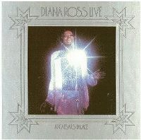 Cover Diana Ross - Live At Caesars Palace
