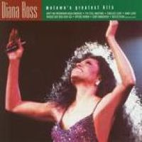 Cover Diana Ross - Motown's Greatest Hits