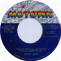 Cover Diana Ross - Reach Out, I'll Be There