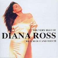 Cover Diana Ross - Reach Out & Touch - The Very Best Of
