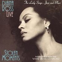 Cover Diana Ross - Stolen Moments - The Lady Sings...Jazz And Blues