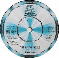 Cover Diana Ross - Top Of The World