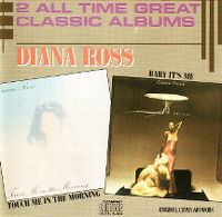 Cover Diana Ross - Touch Me In The Morning / Baby It's Me