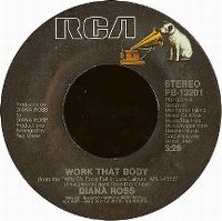 Cover Diana Ross - Work That Body