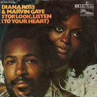 Cover Diana Ross & Marvin Gaye - Stop, Look, Listen (To Your Heart)
