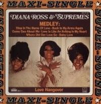 Cover Diana Ross & Supremes - Medley