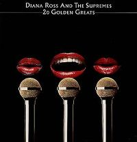 Cover Diana Ross & The Supremes - 20 Golden Greats