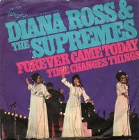 Cover Diana Ross & The Supremes - Forever Came Today