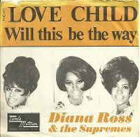 Cover Diana Ross & The Supremes - Love Child