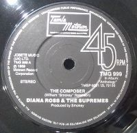 Cover Diana Ross & The Supremes - The Composer