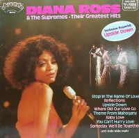 Cover Diana Ross & The Supremes - Their Greatest Hits