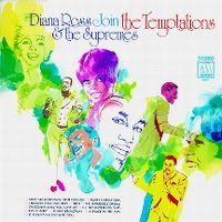 Cover Diana Ross & The Supremes & The Temptations - Diana Ross & The Supremes Join The Temptations