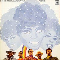Cover Diana Ross & The Supremes & The Temptations - Together