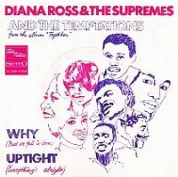 Cover Diana Ross & The Supremes & The Temptations - Why (Must We Fall In Love)