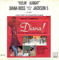 Cover Diana Ross with The Jackson 5 - Feelin' Alright