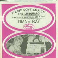 Cover Diane Ray - Please Don't Talk To The Lifeguard