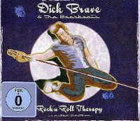 Cover Dick Brave & The Backbeats - Rock'n'Roll Therapy