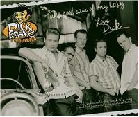 Cover Dick Brave & The Backbeats - Take Good Care Of My Baby