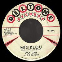 Cover Dick Dale & His Del-Tones - Misirlou