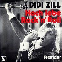Cover Didi Zill - Hoch lebe Rock 'n' Roll