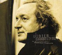 Cover Didier Barbelivien - Chanteur français