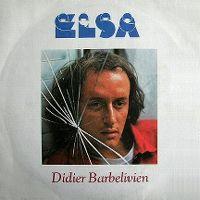Cover Didier Barbelivien - Elsa