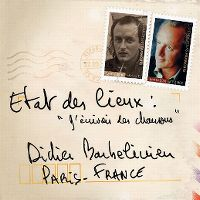 Cover Didier Barbelivien - État des lieux: J'écrivais des chansons
