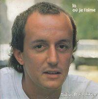 Cover Didier Barbelivien - Là où je t'aime
