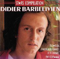 Cover Didier Barbelivien - Stars Compilation
