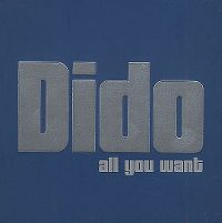 Cover Dido - All You Want