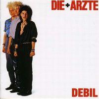 Cover Die Ärzte - Debil
