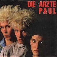 Cover Die Ärzte - Paul