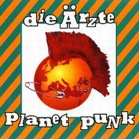 Cover Die Ärzte - Planet Punk