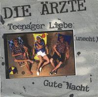 Cover Die Ärzte - Teenager Liebe