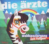 Cover Die Ärzte - Waldspaziergang mit Folgen