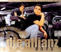 Cover Die Allianz - Boys