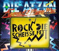 Cover Die Atzen (Frauenarzt & Manny Marc) - Rock die Scheisse fett