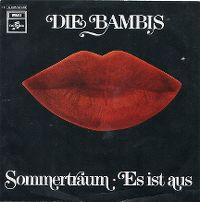 Cover Die Bambis - Sommertraum