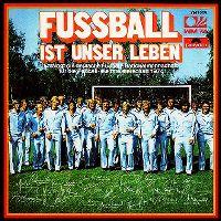 Cover Die Deutsche Fussball-Nationalmannschaft - Fussball ist unser Leben