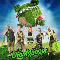 Cover Die Draufgänger - #Hektarparty