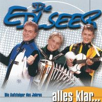 Cover Die Edlseer - Alles klar ...